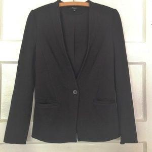 Madewell Classic Chic Single Button Modern Blazer